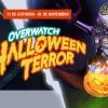 Últimos dias evento de Halloween