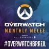 Vamos mostrar ao mundo o peso do Brasil no Overwatch! #OverwatchBrazil