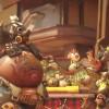 Junkertown anunciado! Confira o curta animado de Junkrat e Roadhog!