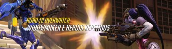 Road to Overwatch: Widowmaker e heróis repetidos