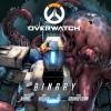 """Quadrinho digital de Overwatch: """"Binário"""""""