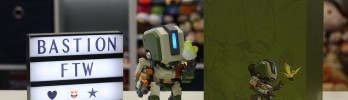 Unboxing: Bastion Cute but Deadly Colossal