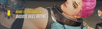 Road to Overwatch: Badass Skill Rating