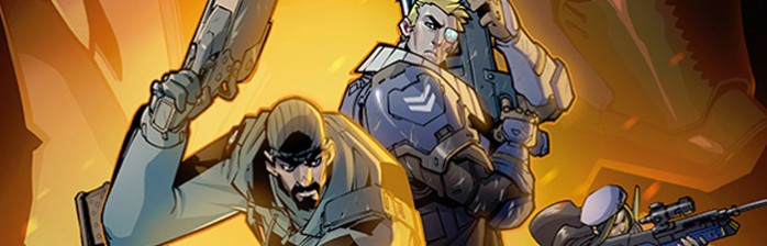 Graphic Novel – Overwatch: First Strike