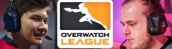 Overwatch League – Sinatraa e IDDQD confirmados na line up de San Francisco!