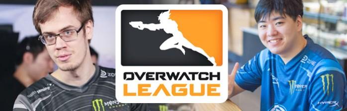 Overwatch League – Line up da EnVyUs mantida para a liga