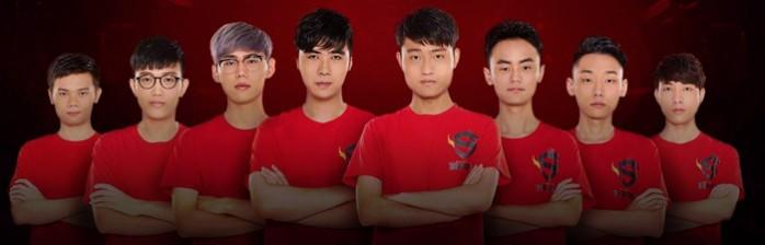 Overwatch League – Shanghai Dragons divulga sua Line Up