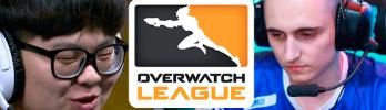 Overwatch – Line Up Completa da Los Angeles Valiant