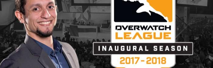 Começou a pré-temporada da Overwatch League!