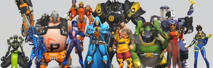 Skins da Overwatch League estarão disponíveis em breve!